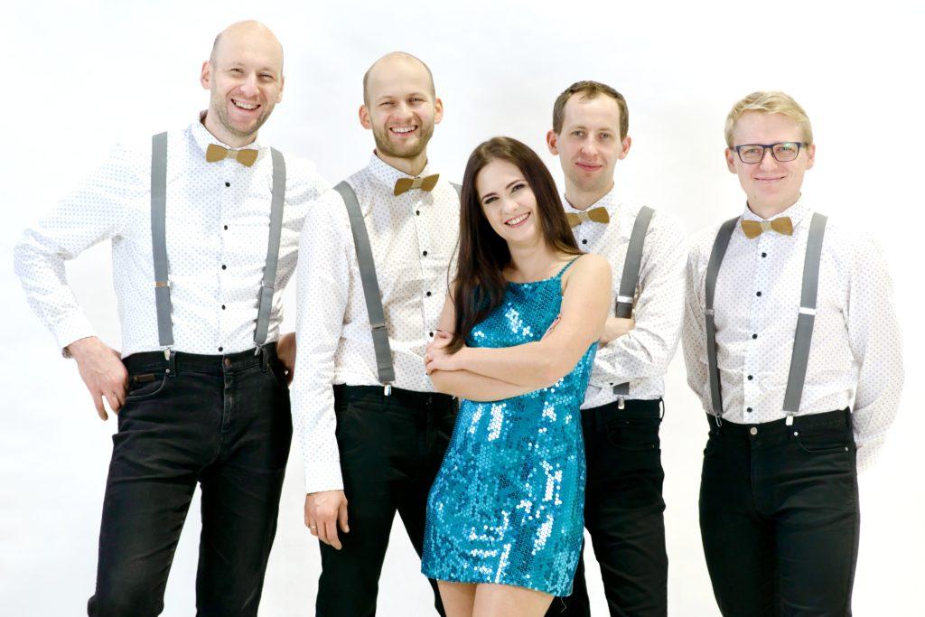 zespol na wesele muzyczny polecany najlepszy joyhunters joy hunters slask bankiety imprezy firmowe gliwice katowice rybnik zabrze bytom